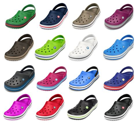 Sandal Crocs Original crocs crocband new genuine crocs unisex adults shoes ebay
