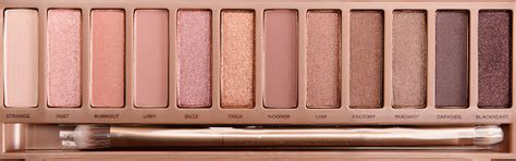 3 Eyeshadow Naked3 Terbaru New decay 3 palette pictures swatches coates