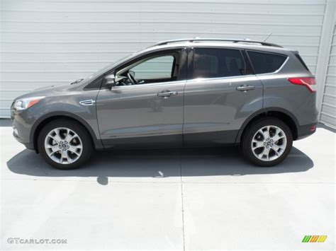 ford escape grey 2013 ford escape titanium sterling grey