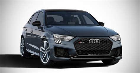 audi hatchback 2020 2020 audi rs 3 sportback iab rendering
