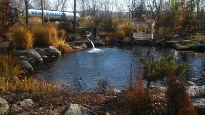 backyard pond projects warwickorange countynynorthern nj