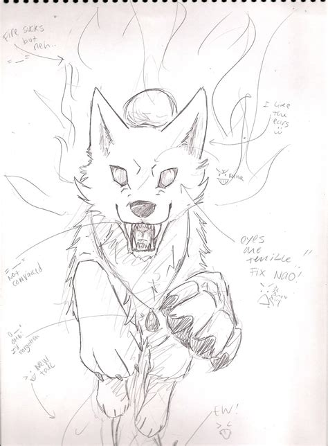werewolf paw tutorial drawing a wolf tutorial 6 of 7 by wolfsouled on deviantart