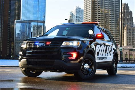 Ford Interceptor Top Speed by 2016 Ford Interceptor Utility Truck Review Top