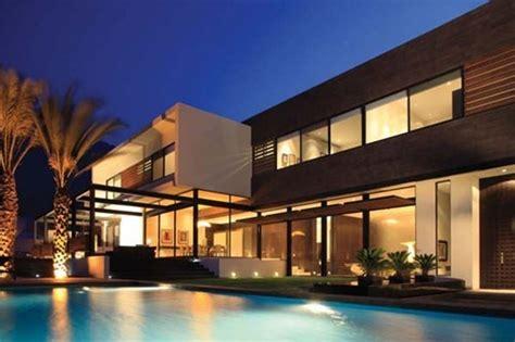 awesome modern architectural exterior home design casa cg arquitectura contempor 225 nea e interiorismo