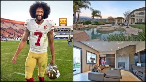 Look Inside A Colin Utley a look inside the mansion that colin kaepernick sold for 3 075 million for the win