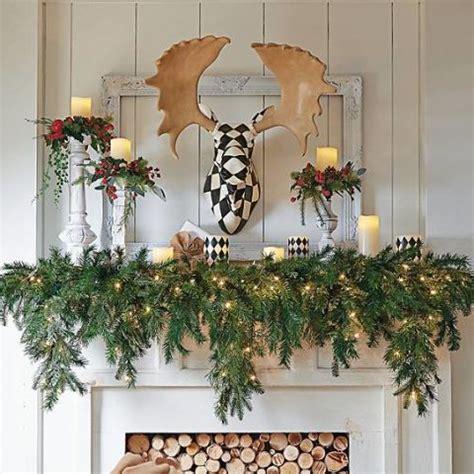 6ft cascading fireplace garland 10 best garland ideas for 2018 artificial fabric pre lit tree garland