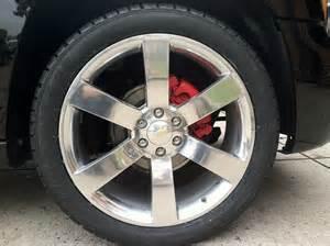 Trailblazer Ss Tires Trailblazer Ss With Replica Wheels No Limit Inc