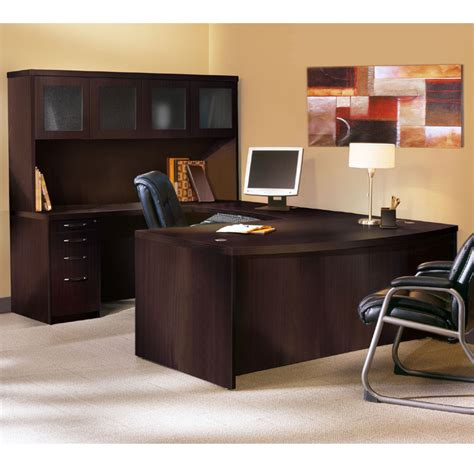u shaped desk ikea l shaped office desk with hutch