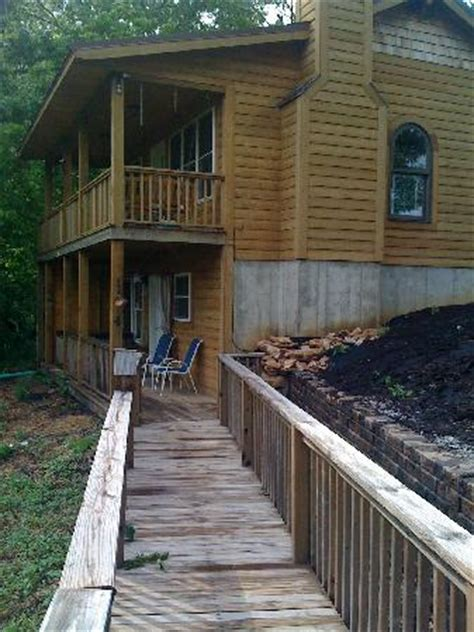Treehouse Cabins Illinois by Like Being In The Smoky Mountains Photo De Skyline View