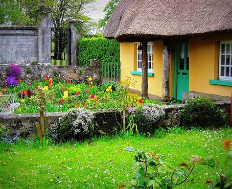 Cottages Ireland Thatched Roof Cottages
