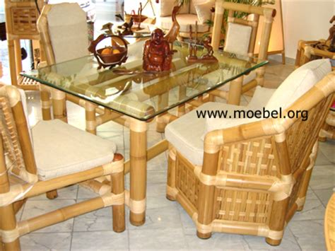 sedie in bamb 249 tavoli in bamb 249