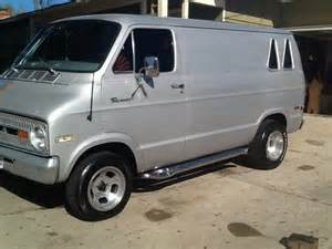 Upholstery Supplies San Diego Buy New 1973 Dodge Tradesman Street Van 70 S Style Shorty
