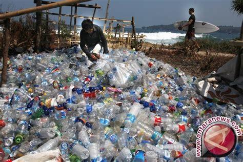 Piring Lidi Plastik ide kreatif piring cantik dari limbah plastik antara news sumatera selatan antara news