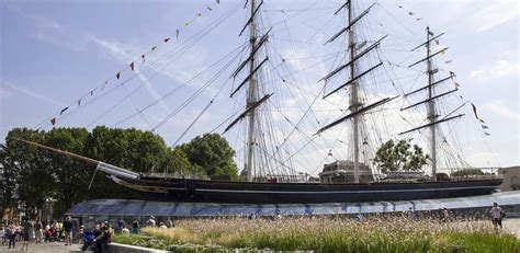 cutty sark boat london cutty sark visit royal museums greenwich