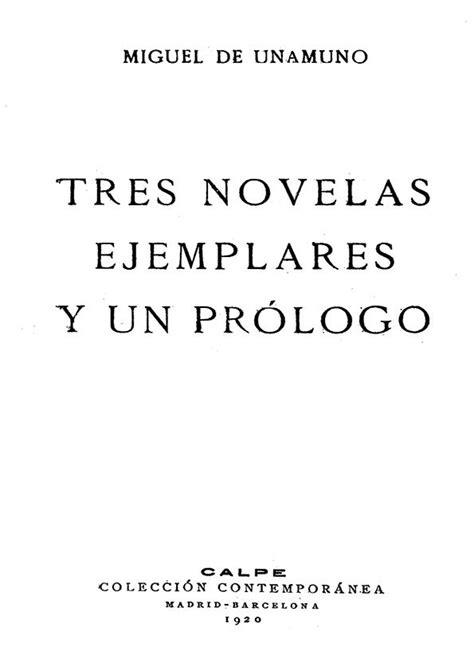 Tres novelas ejemplares miguel de cervantes pdf