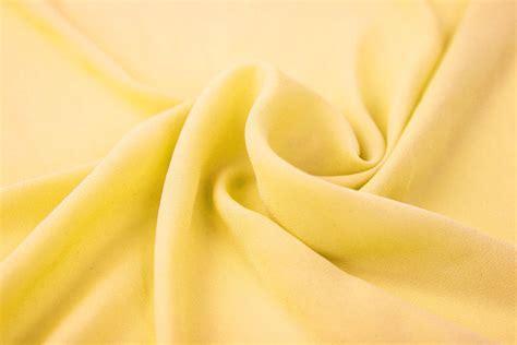 Lois Dobby Yellow Blouse Yellow banana yellow wool dobby chiffon fabric wedding bridal yellow