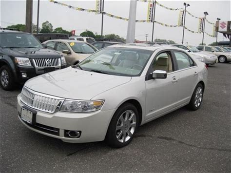2008 lincoln mkz photos informations articles bestcarmag com