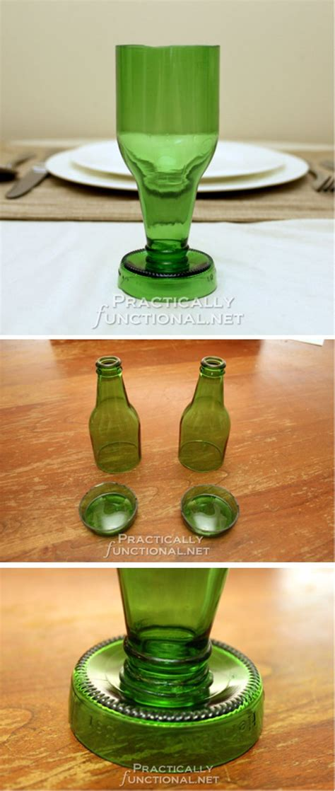 24 creative uses for beer bottles diy ready