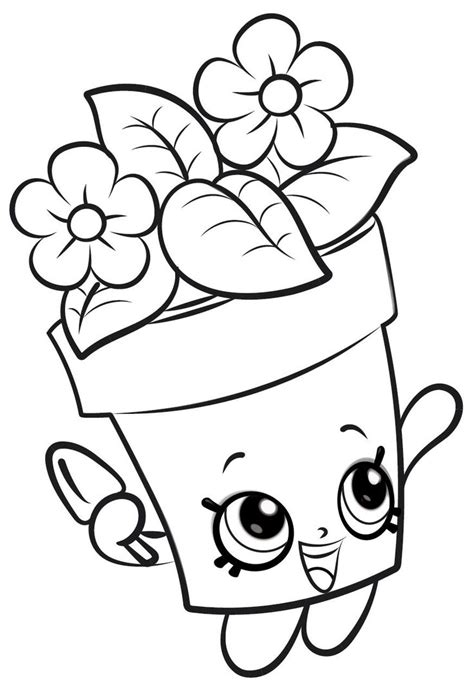 coloring pages of all the shopkins 25 best ideas about shopkin coloring pages on pinterest
