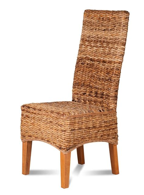 dining chair light rattan light coloured legs casa bella furniture