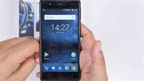 Nokia 3 Android unboxing review â nokia 3 â adicä nokia cu android