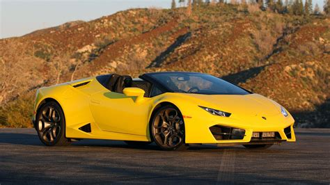 Lamborghini Lp by 2017 Lamborghini Hurac 225 N Lp 580 2 Spyder Review The