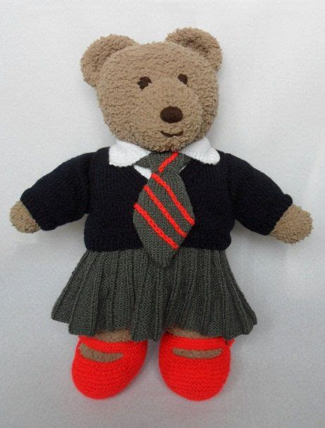 pattern teddy bear clothes 524 best build a bear knit and crochet patterns and maybe