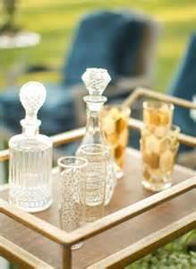 cocktail decor creative decor ideas for the wedding cocktail hour