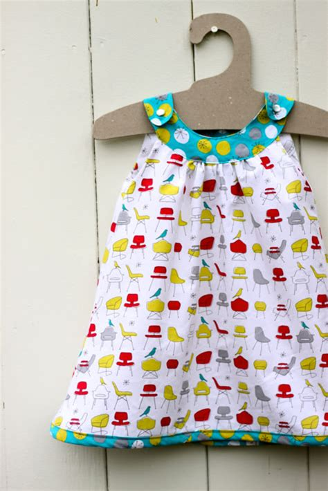 Make for baby 25 free dress tutorials for babies amp toddlers