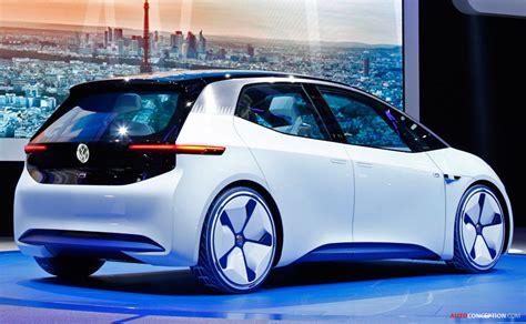 volkswagen electric concept volkswagen i d electric concept revealed autoconception com