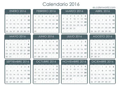 Calendario Mexicano 2016 Calendario 2016 Almanaque 2016