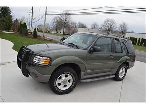 manual cars for sale 2001 ford explorer sport interior lighting sell used 2000 ford explorer sport 2 door 2wd manual 6 cylinder no reserve in orange california