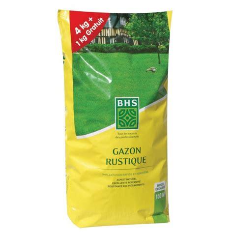 Gazon Rustique 25 Kg 4673 by Gazon Rustique Bhs 4kg 25 Desjardins Fr