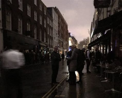 Plunged Into Darkness 2 by Soho Plunged Into Darkness As Hit By Power