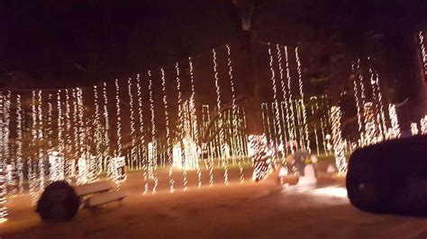 jellystone caledonia christmas lights 2017