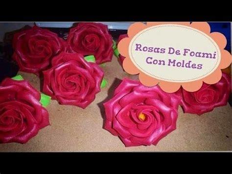 Rosas Moldes De Flores Para Hacer Arreglos Florales En Fomi Goma Eva Hd | rosas moldes de flores para hacer arreglos florales en