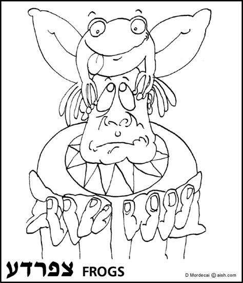 frog plague coloring page frog plague coloring page sketch coloring page