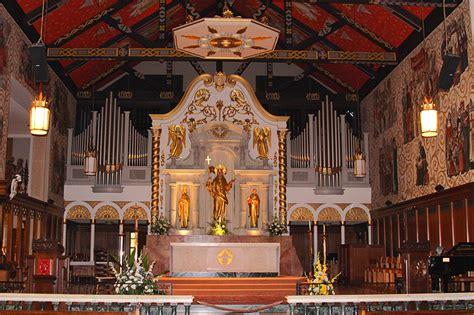 st augustine florida churches