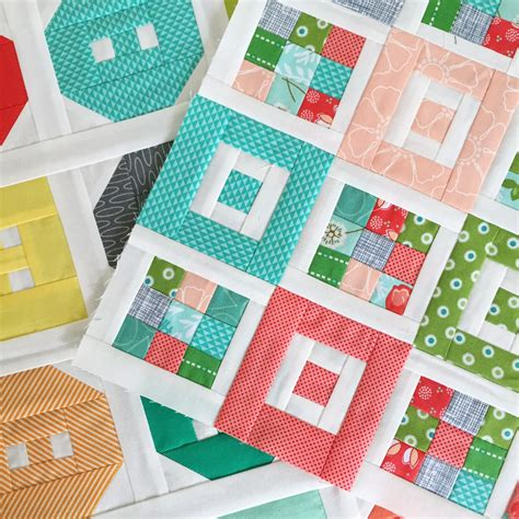 Sewing Quilts by Mini Quilts Cluck Cluck Sew