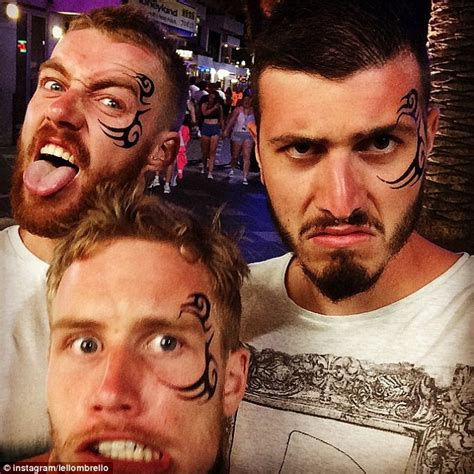 hangover face tattoo haircuts for newhairstylesformen2014