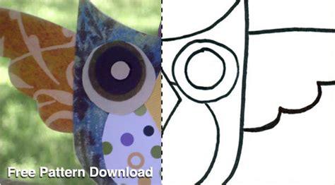 free owl pattern new calendar template site felt owl pattern free new calendar template site
