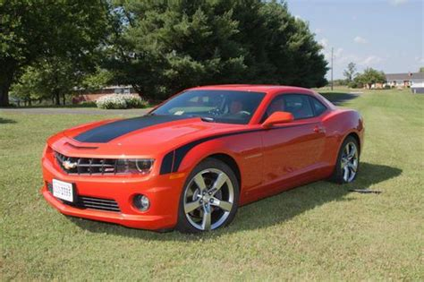 2010 camaro 2ss rs package find used 2010 chevrolet camaro 2dr cpe 2ss rs package