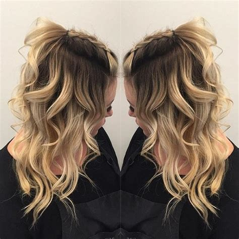 hairstyles for going out curly hair fall hairstyles 2017 20 autumn hair and color ideas