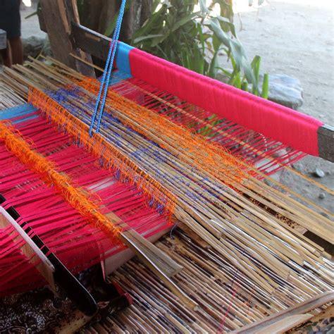 Tenun Ikat Rangrang 1 handwoven songket silver gold tenun rangrang