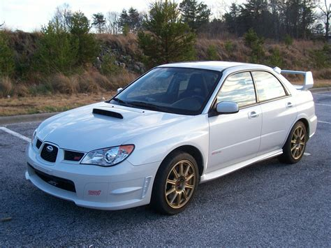 2007 subaru wrx 2007 subaru impreza wrx sti specifications cargurus