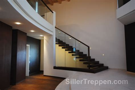 Villa Stairs Design Cantilevered Staircase Villa Italy Modern Staircase Other By Siller Stairs