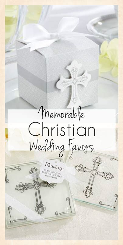 Bible Wedding Favours by Memorable Christian Theme Favors