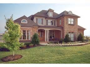 mansion design eplans new american house plan stately yet warm and