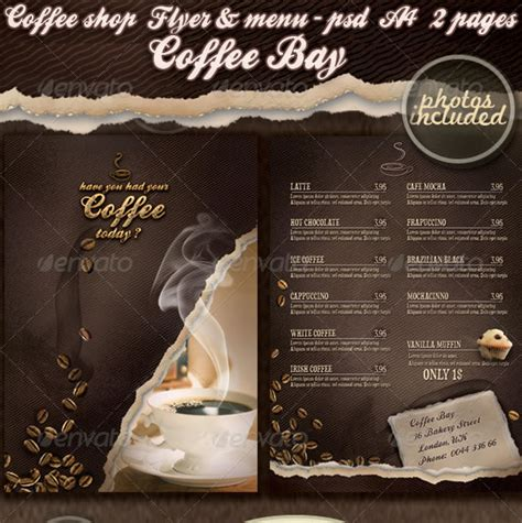 design coffee shop menu layout coffee shop menu ideas www imgkid com the image kid