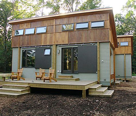 pre fab cottage jetson green green home prefab cottage in a day